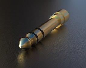 3D asset Jack Adapter