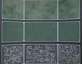 3D asset realtime Blackboard