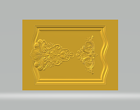3D for decor and engraving knocker