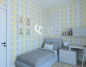 Great childs room 3D