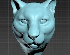 leopard 3D print model