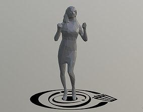 Human 071 LP R 3D model