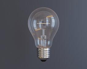 Lightbulb Arbitrary Pear 3D model