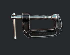 Clamp - Tutorial Included 3D model
