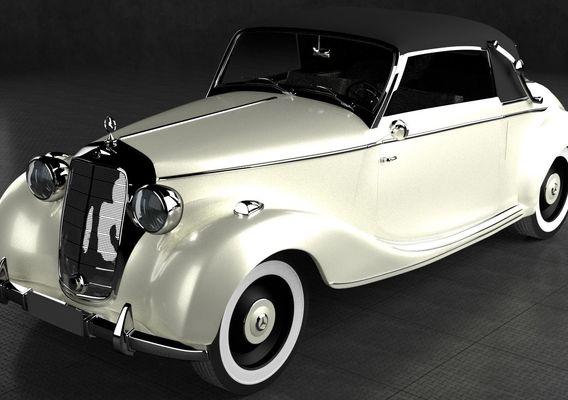 1939 Mercedes-Benz 170 S Cabriolet