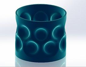 Geometric Planter 11 decoration 3D print model
