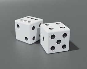 3D Dices game