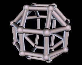 032 Mathart-Archimedean Solids-Small 3D print model 1