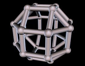 032 Mathart-Archimedean Solids-Small 3D print model 1