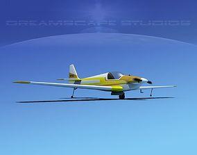 Fournier RF-4 Slingsby V07 3D model