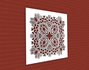 mandala abstract 3D Mandala
