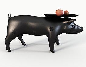 3D MOOOI pig