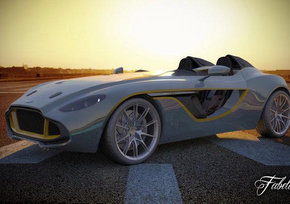 Aston Martin CC100