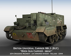 Bren Gun Carrier - BUC - 38047 3D model