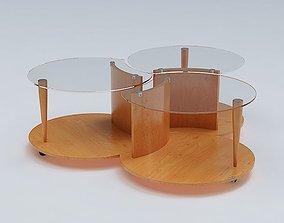 3D Treble Table