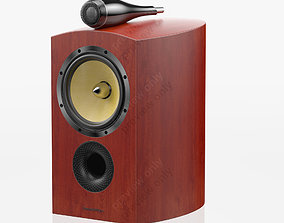 Bowers and Wilkins 805 D2 Rosenut 3D model