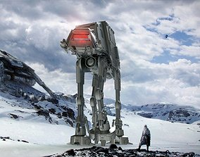 STAR WARS AT-AT IMPERIAL WALKER PRINTABLE WITH 1