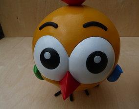Bird toy 3D print model