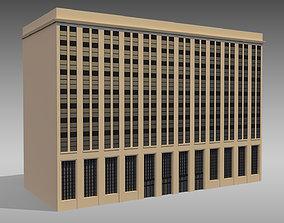 3D Commercial Building 007