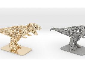 games 3D printable model T-Rex Tyrannosaurus