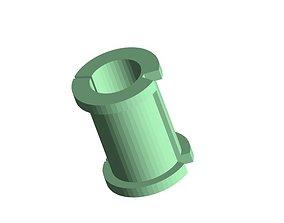 Nissan PAtrol GR Y61 Pipe holder 3D printable model