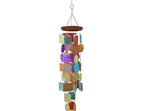 3D Brierley Wind Chime