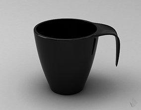 3D printable model coffee CUP---009