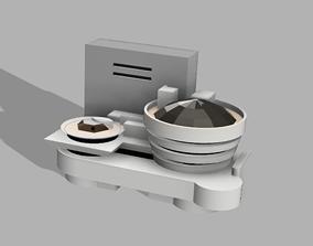 Solomon R Guggenheim 3D printable model