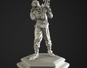 bard of the elves 3D print model