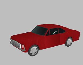 3D model chevrolet MADE BLENDER
