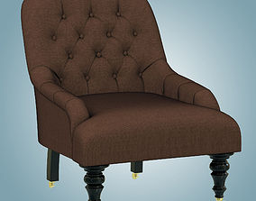 3D George Smith Eve Chair