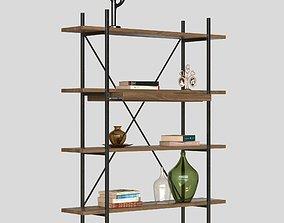 3D Rack Insigna bookcase