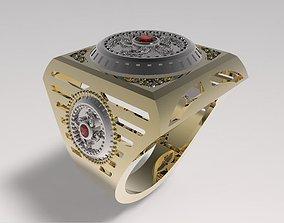 3D printable model Ring 93 Man ring