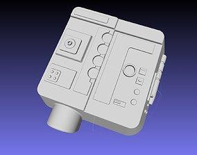ALIEN Spacesuit Frontbox Printable Model
