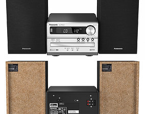 Music center Panasonic SC-PM250EE-S 3D
