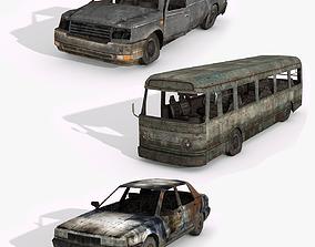 Junkyard Set Vol 1 3D model