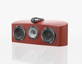 3D model Bowers and Wilkins HTM2 D3 Rosenut