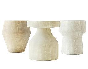 3D Sculptural coffee table