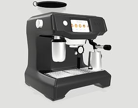 3D model Coffee Espresso Machine