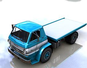 DODGE L700 TRUCK 1966 3D model