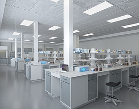 Laboratory 4 3D model chemistry