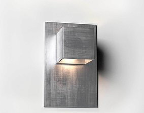Carre Wall Lamp 3D