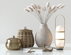 3D Decorative set 0018