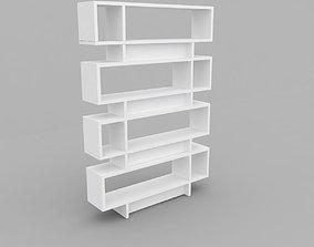 book BookShelf 2 3D model