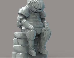 3D print model Siegmeyer of Catarina