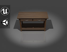 3D model Coffee-Table