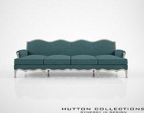 3D model Hutton Collections Ensuite Sofa
