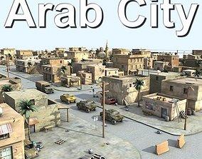 3D model realtime Arab City 03
