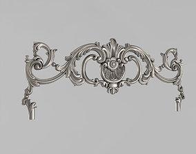 capitals ornament Central Decor 3D printable model