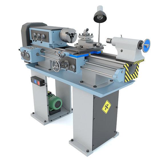 TV-4 Industrial turning machine tool